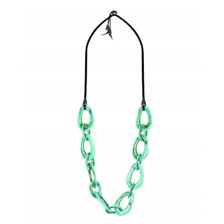 Home -Collier cuir