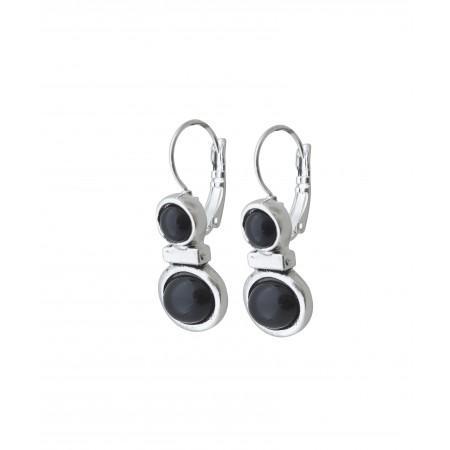 Boucles d'oreilles pierres naturelles