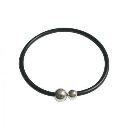 Accueil -Collier caoutchouc magnétique