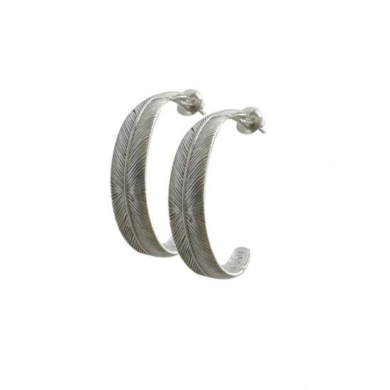 Home -Boucles d'oreilles créoles