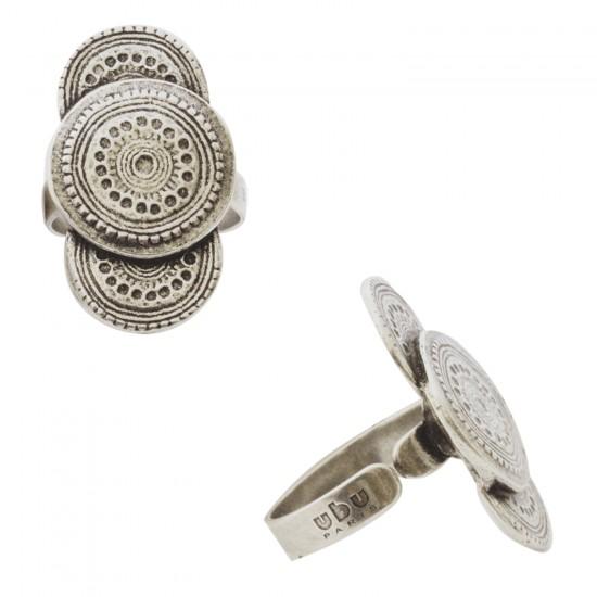 Metal Rings -Bague Style Pièce simple