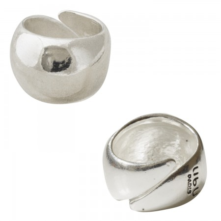 Metal Rings -Bague Jonc