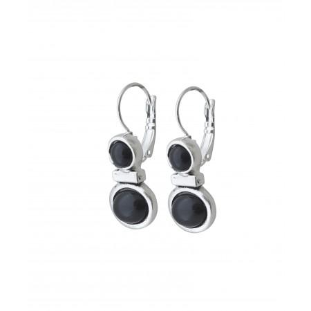 Leverback Earrings Gemstones
